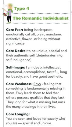 from Knox dating enneagram type 6