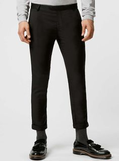 Photo 1 of Rogues of London Black Pants