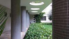 Jardim - Prédio