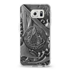 aassassin's creed logo join or die_4 samsung galaxy S3,S4,S5,S6 cases