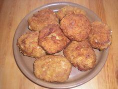 Holandský rezeň • recept • bonvivani.sk Czech Recipes, Ethnic Recipes, Ground Meat Recipes, Gouda, Ale, Muffin, Menu, Breakfast, Ground Beef Recipes
