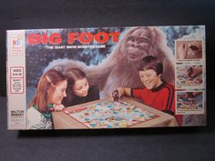 vintage 1977 milton bradley board game big by maryscrochetnmore