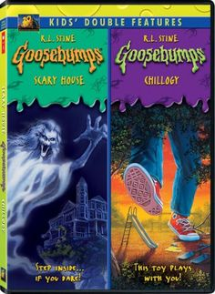 Repin if you remember getting into the holiday spirit with more goosebumps scary housechillology list price 1498 price 849 saving fandeluxe Gallery