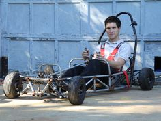 A look back at the MAKE Karts and Wheels Contest Winners