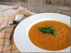 Creamy tomato soup, Panera style