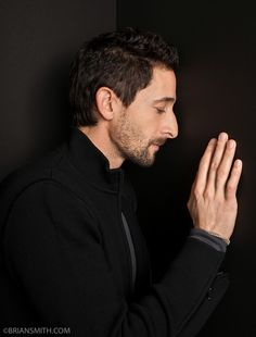 Adrien Brody photographed for Art & Soul by Brian Smith on 500px