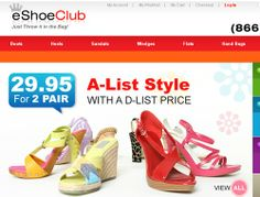 7 Best Online Shoe Clubs ... | All Women Stalk