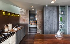 desire to inspire - desiretoinspire.net - A renovated fisherman's cottage Küchenschrank