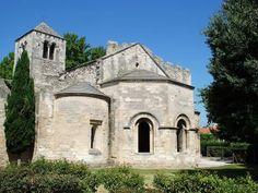 L abbaye saint ruf d avignon guide touristique du vaucluse paca
