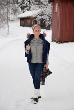 Livs Lyst: siste på kofte-fronten Crochet Cardigan, Wool Cardigan, Knit Crochet, Winter Scenes, Vest, Knitting, Jackets, Color Themes, Beauty