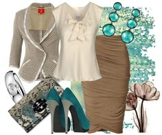 """Today... I'm thinking about what to wear tomorrow"" by carineazevedo on Polyvore"