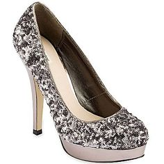 """My """"bling"""" factor for my wedding day! These sparkly babies will be hiding under my dress!"""