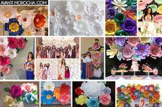 """DIY Giant Daisy """"How to Make a Giant Flower Backdrop"""" – AvantiMorocha Blog"""