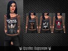 Sims 4 CC,The Sims,The sims 4,Sims 4,Enter My Site to download,TS4,TS4 CC,rock sims 4,metal sims 4,the sims 4,sims,MCR sims,