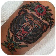 Bear design idea