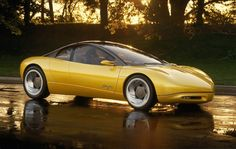 Amazing Concept Cars that Defined the 80's and 90's