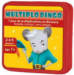 Accéder au produit Multiplication, Lunch Box, Exercise, France, Learning, Fun, Learn Math, Cycle 2, Amazon Fr