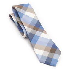 Tartan Plaid Tie - Men
