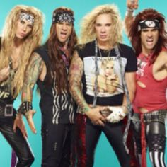 Steel panther forever!!