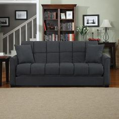 Baja Convert-a-Couch and Sofa Bed, Multiple Colors - Walmart.com