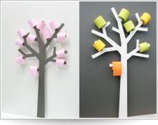 arbre de papier....
