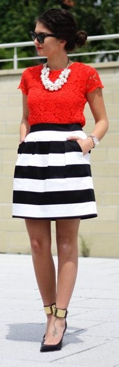 Back To ... Stripes by Fashion Hippie Loves