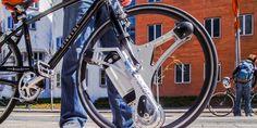 GeoOrbital Wheel — Make Your Bike Electric in 60 Seconds