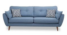 £899 Zinc Express 4 Seater Sofa | DFS