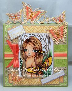Ching-Chou Kuik Digital Stamps Inspiration and Challenge Blog: Vannessa's Inspiration Post - Tuesday 8th September 2015