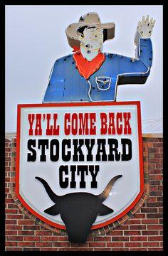 Stockyard City.....  Oklahoma City, OK