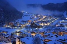 There are just no words...Christmas in the Alps