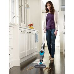 The BISSELL BOLT Plus 2-in-1 Cordless Vacuum provides a powerful clean in a lightweight design. Easy-to-use cordless operation with a removable hand vacuum.