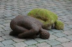 Martine Bossuyt - Galerij sculpturen