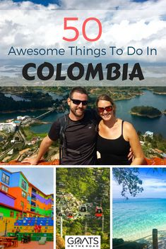 The Best Parts Of Colombia | What To Do In Colombia | South America Backpacking Itinerary | Best Travel Destinations | #colombia #bestofcolombia #visitcolombia #southamerica #backpacking #colombiaitinerary #bestintravel #travelmore #nextvacation #travelinspiration #traveltips