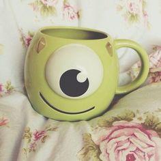 ☕️ #monstersinc #disney #mornings