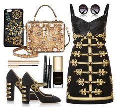 """""""Dolce&Gabbana"""" by gz-d ❤ liked on Polyvore featuring Dolce&Gabbana"""
