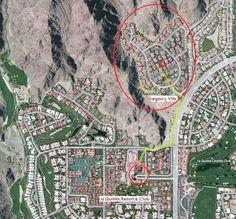 La Quinta Resort and Club, Legacy Villas Aerial View  http://www.flipkey.com/la-quinta-villa-rentals/p475646/