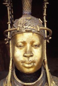 benin bronze profile - Google Search