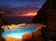 Private Plunge Pool, Ladera Resort, St Lucia