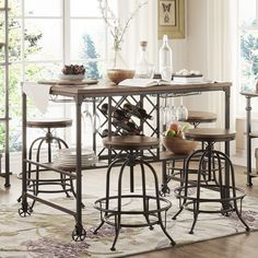 Counter Height Chairs On Pinterest Counter Stools Bar