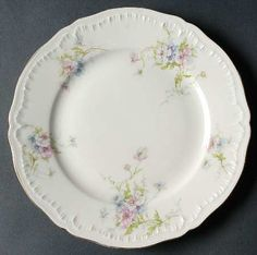 A Rare And Very Special Piece! - Antique Haviland Limoges Handled ...