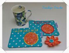 Starkys Stücke: Mug rugs