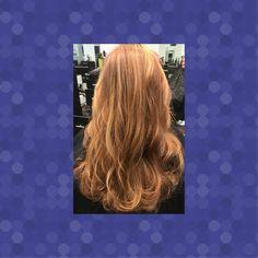 #pumpkin #spice #LuciaC #copper #healthy #shine #conditioning #lakmeusa #haircolor 💕#tuesday #newyears #2018