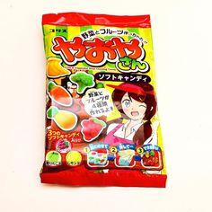 Yaoyasan Soft Candy  La del mes es muy especial por muchas cosas trae muchos personajes de animey games trae muchos chocolates y trae mucho DIY! Este es uno de ellos! Subiremos el vídeo muy pronto. Samurai & Sumo  www.boxfromjapan.com  #diy #diycandy #boxfromjapan #bfj #bfjdiciembre
