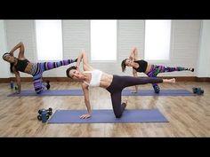 45-Minute Cardio Pilates and Strength-Training Workout | Class Workout #PilatesAnyone?