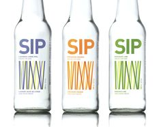 SIP Party Mix Variety Pack - 24 bottles by SIPsoda