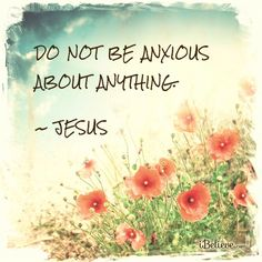 "Jan 27 Matthew 6:25-34 My Utmost.Oswald Chambers....""Jesus says ""Look again"" and think... Keep your mind on the  ""much more"" of your heavenly Father""  thankyou jesus!!!!! xoxoxo."