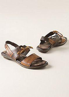 Alegria Sandals | Sahalie.com #Summer #Sandals