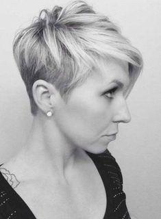 Pixie Asymmetrical Short Haircuts