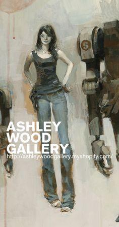Ashley wood gallery | http://ashleywoodgallery.myshopify.com/
